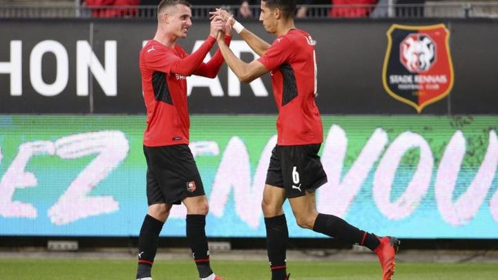Barrage de Ligue Europa Conférence : Rennes qualifié, Aguerd buteur en matchs ''aller'' et ''retour''