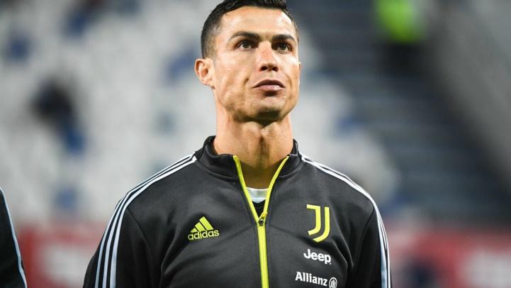 """Italie: la Juventus dit """"ciao"""" à son très cher Ronaldo"""