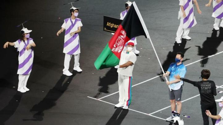 La peur des sportifs à Afghanistan