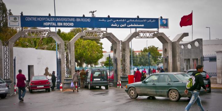 Tentative d'enlèvement au CHU Ibn Rochd : la Police interpelle le principal mis en cause