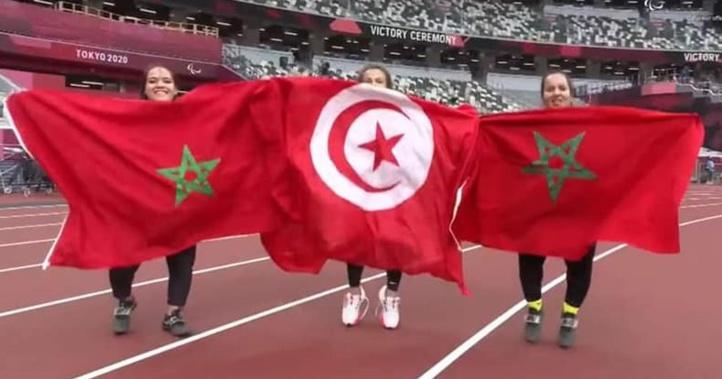 Jeux Paralympiques : Deux médailles de plus pour le Maroc