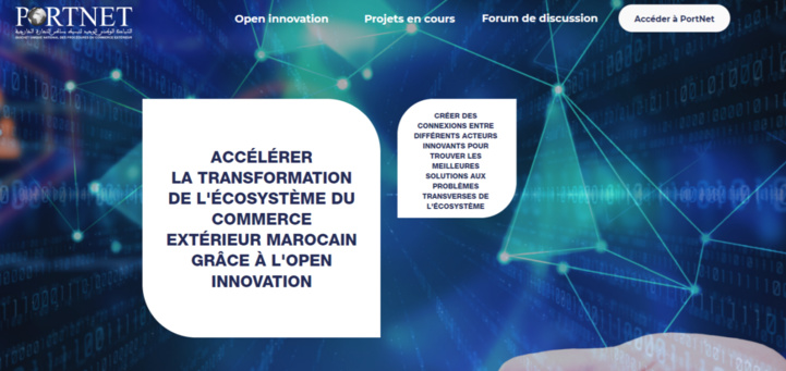 «Open Innovation» : PortNet lance son nouveau portail