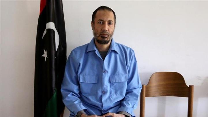 Libye: Saadi Kadhafi quitte la prison de Tripoli et s'envole pour Istanbul