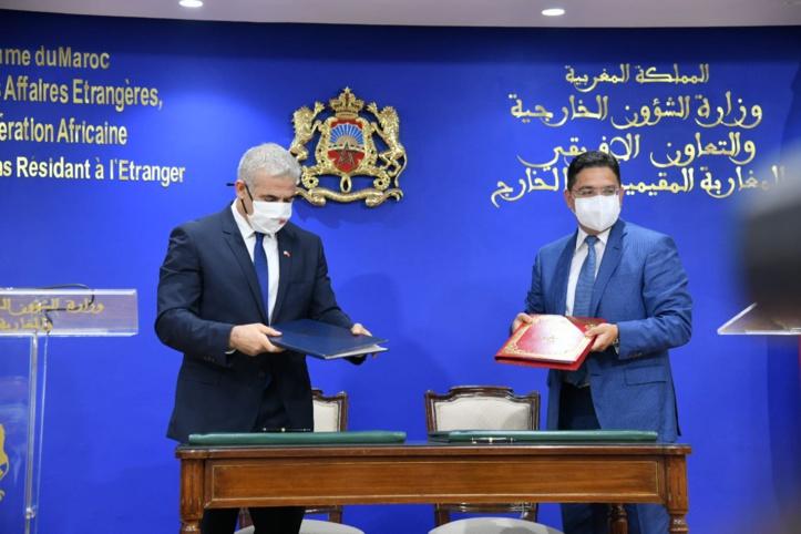 Maroc-Israël : Les échanges commerciaux dépassent les 20 millions de dollars