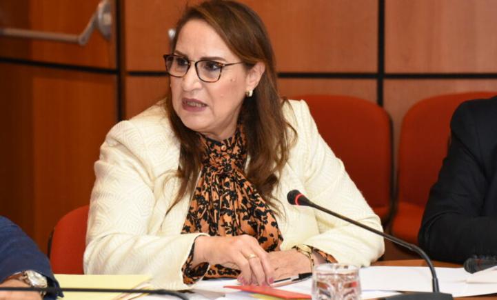 Interview avec Saïda Ait Bouali : « La lutte contre le chômage est une priorité »