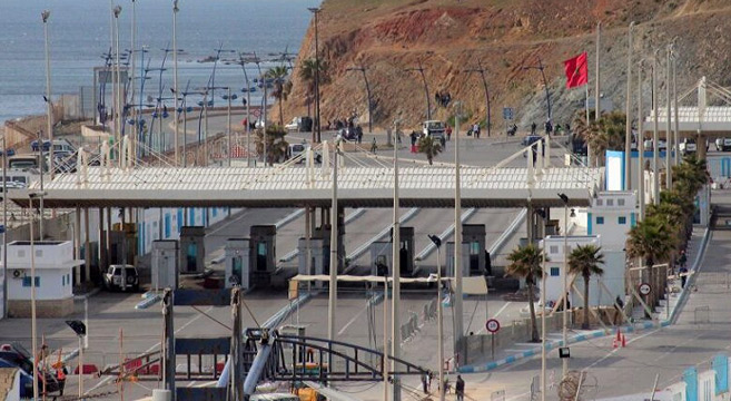 Sebta : Les travailleurs marocains veulent rejoindre le Maroc après un an et demi de blocage
