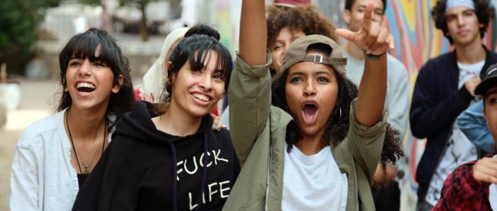 Le film « Haut et Fort » de Nabil Ayouch représentera le Maroc aux Oscars 2022