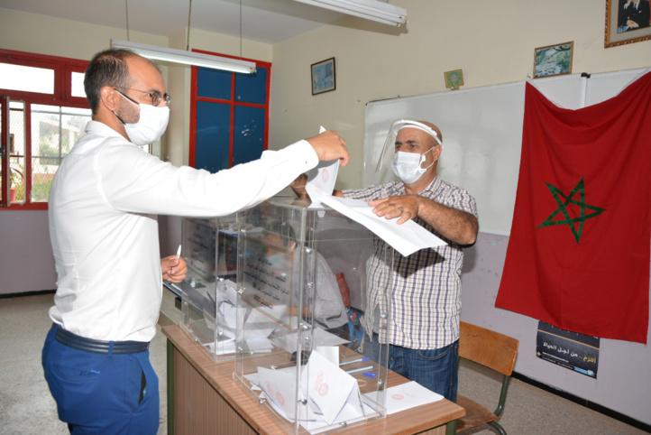 Elections : un taux de participation de 36% à 17H00 au niveau national