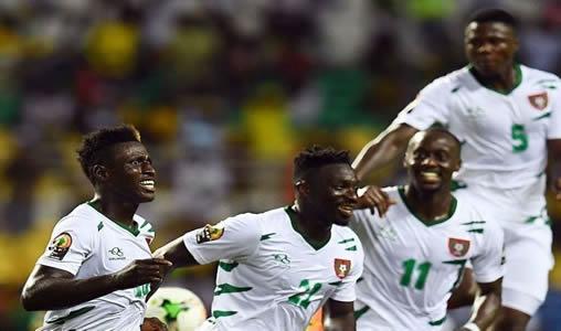 Mondial-2022 (Groupe I/2ème journée) : La Guinée Bissau surprend le Soudan
