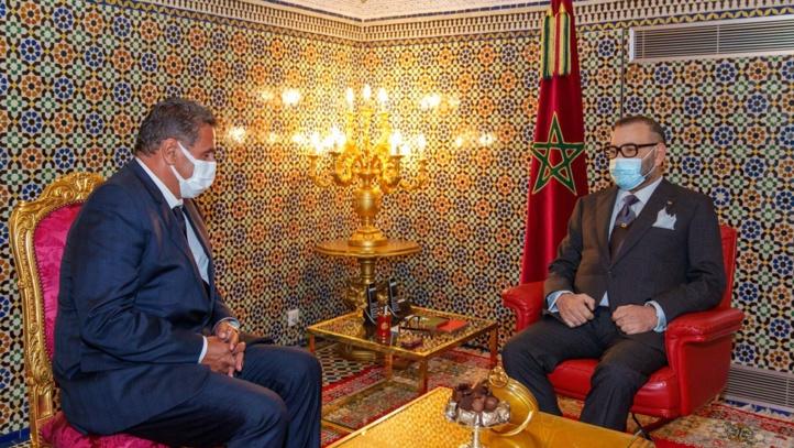 Akhannouch chargé par le Souverain de former le nouveau gouvernement