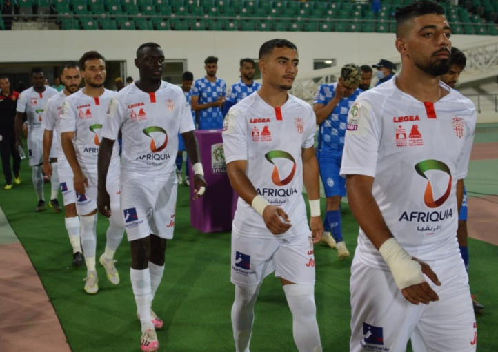 HUSA-RCOZ (1-0) : Le Hassania vainqueur grâce à un joli but !