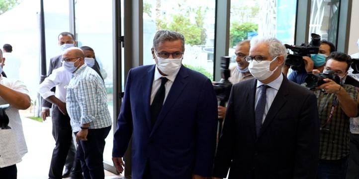 Nizar Baraka :  l'offre faite par Akhannouch sera discutée par le Conseil National de l'Istiqlal