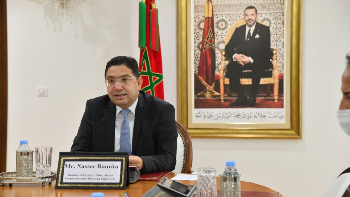 Bourita : le Maroc pour une politique commune africaine pour la diaspora
