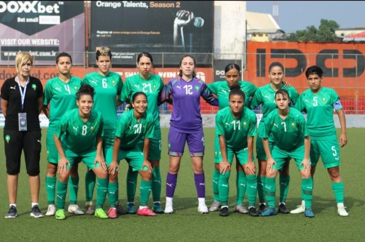 Qualifications à la Coupe du monde féminine U20 : Le Maroc affronte le Bénin le 24 septembre