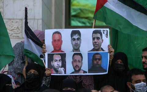 Palestine : Evasion de Gilboa, un goût d'inachevé