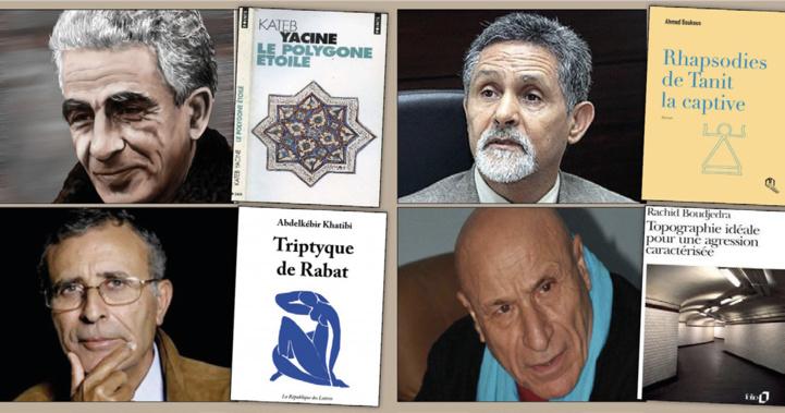 Littérature maghrébine : Le faire vivre romanesque de la société dans la littérature