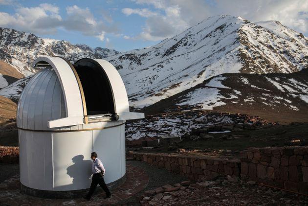 Astronomie : Un nouveau code attribué à l'Observatoire de l'Oukaïmeden