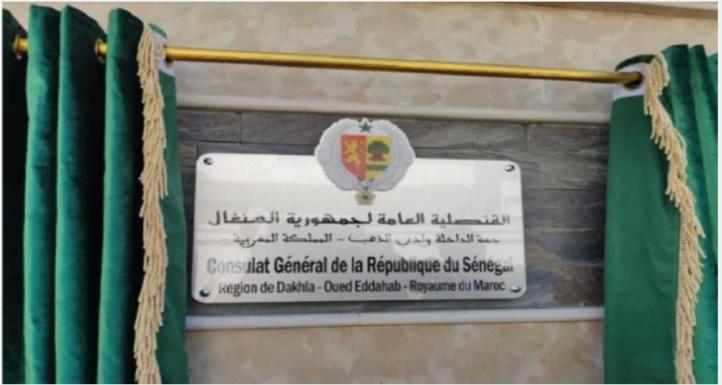 Babou Sène, nommé Consul général de la République du Sénégal à Dakhla