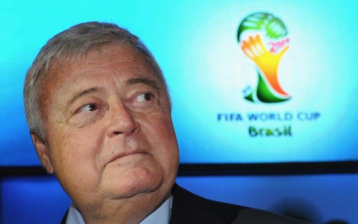 L'ancien président de la CBF et membre FIFA suspendu à vie