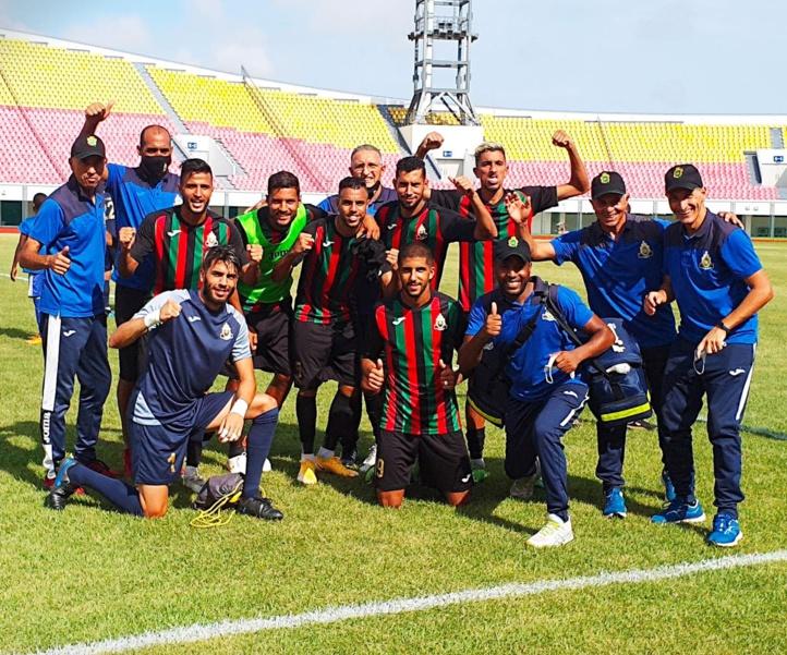 Coupe de la CAF : Les FAR se qualifient au 2ème tour