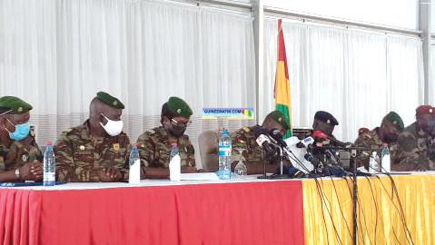 Situation politique en Guinée : Le CNRD dit niet à la CEDEAO