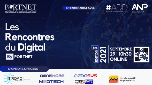 Rencontres Digitales : PortNet organise un évènement le 29 Septembre