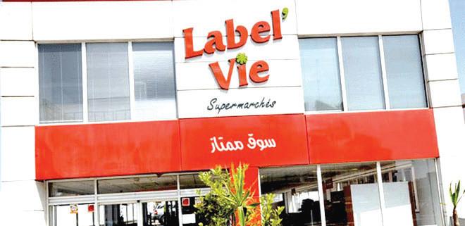 Label'Vie : Un chiffre d'affaires quasi-stable et 18 nouveaux points de vente