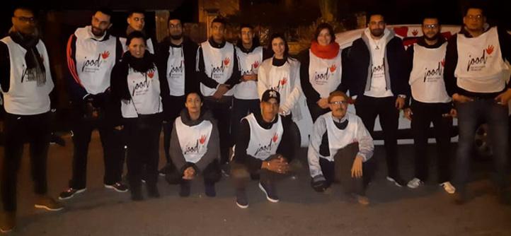 Une campagne de réinsertion sociale et économique massive au profit de 50 sans-abris