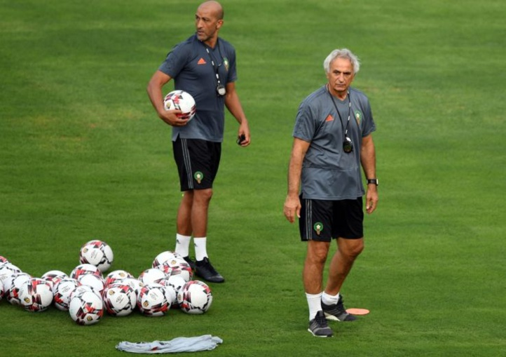 Football : Vahid Halilhodzic, le coach le mieux payé en Afrique
