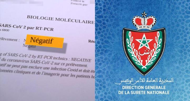 Falsification de tests PCR : 170 affaires traitées et 334 personnes arrêtées