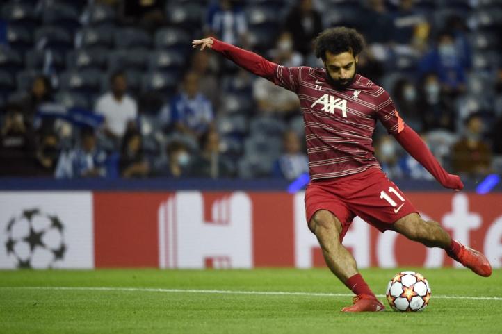 Salah devient le 2ème meilleur buteur africain de la Ligue des champions (Europe)