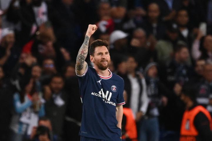 Ligue des champions : Premier trophée de Messi dans sa nouvelle vie parisienne !