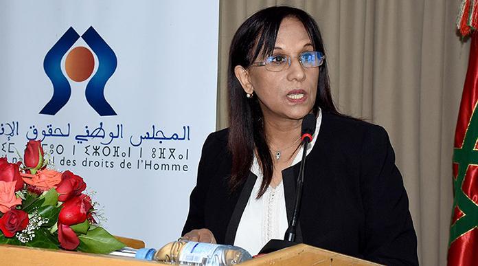 Amina Bouayach : la loi sur les mouvements de protestation « est devenue obsolète »