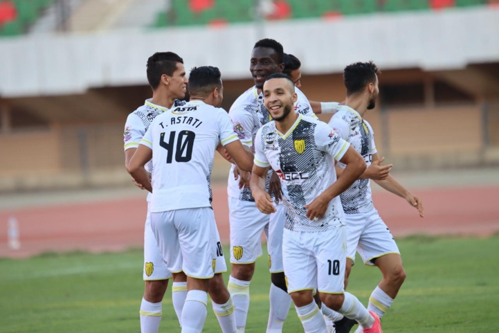 MAS-CAYB (3-0) : Les Massaouis efficaces et opportunistes !