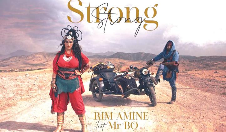 Magazine : Rim Amine, rencontre avec une étoile tombée du ciel