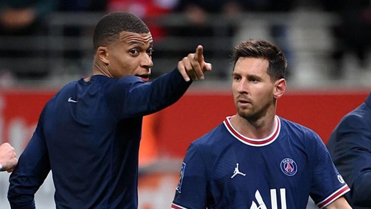 """Mbappé sur les colonnes de « L'Equipe » : """"C'est Messi, quand même !"""""""