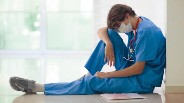 Covid-19 : Le risque de burnout guette les professionnels de la Santé
