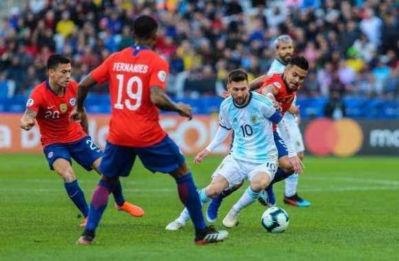 Tournoi qualificatif – Mondial 2022- Amérique du Sud : Les 5 matches de la 5ème journée