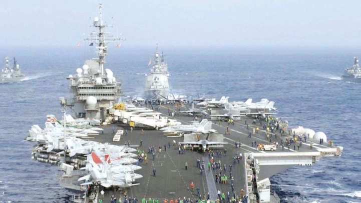 USA : Deux porte-avions pour deux fois rien