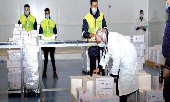 Sinopharm : Le Maroc renforce son stock vaccinal de 5 millions de doses