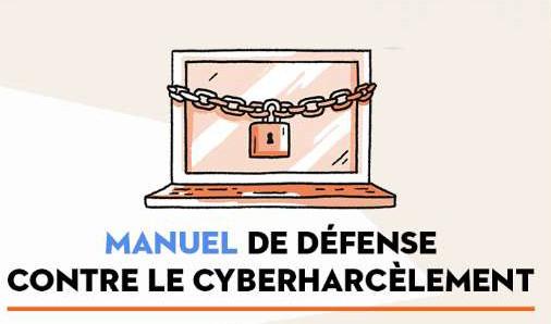 Hygiène numérique : Un manuel de défense contre le cyberharcèlement disponible en français !