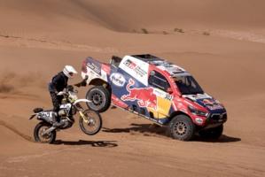 Rallye du Maroc : Le Qatari Nasser Al Attiyah remporte le titre