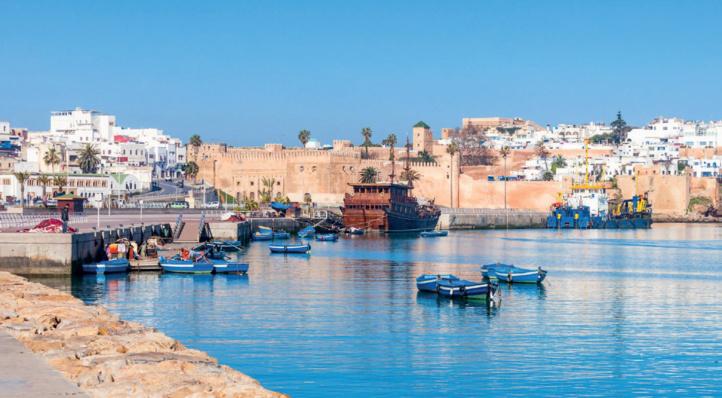 Rabat :  La Kasbah des Oudayas, noyau historique de la Capitale