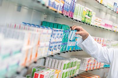 Médicaments : Moins de 5% présentent un risque de rupture