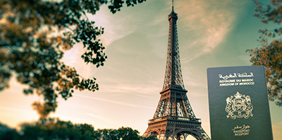 Le Maroc, deuxième pays à délivrer le plus de visas français après la Chine