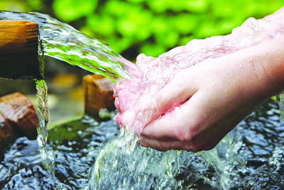 Pour une gestion durable et optimale des ressources hydriques