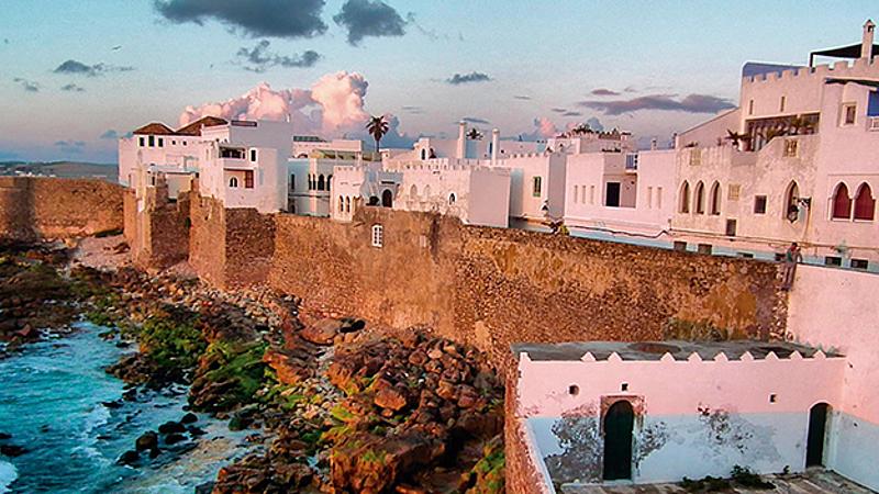 Évasions marocaines : Asilah, la ville aux milles charmes insoupçonnables