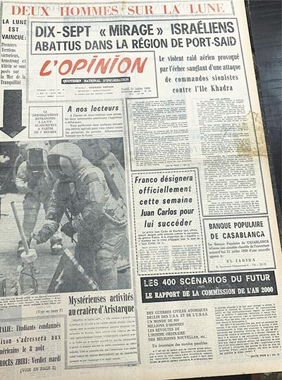 Cinquantenaire de la mission Apollo 11