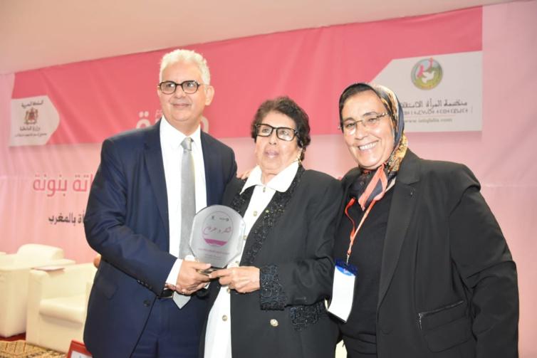 Ma cause est celle des indignés et des innocents : Khnata Bennouna, militante et icône de la littérature marocaine et arabe