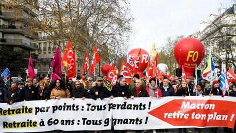 France Retraites : Au 7ème jour de grève, Édouard Philippe essaie de convaincre